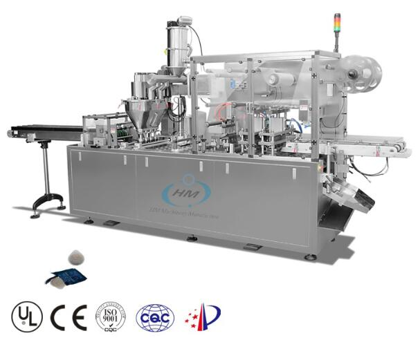 Coffee Pod Filling Packing Machine