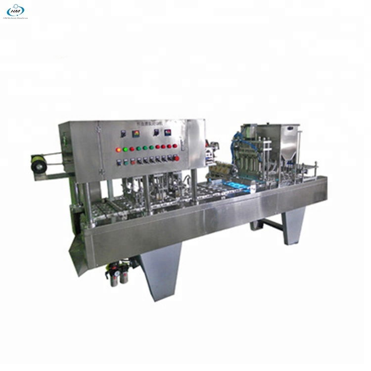 Good Quality Cup Capsule Cake Chocolate Filling Machine Price