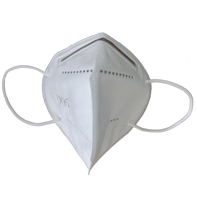 Fast delivery Anti Pollution N95 Face Mask Without Breather Valve PM2.5 Dust KN95 Mask