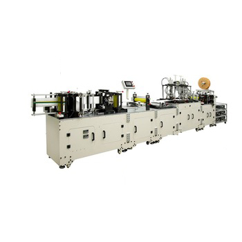 factory price automatic N95 face mask making knitting machine cup make machine