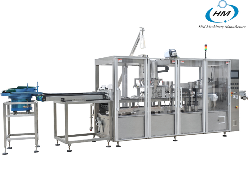 Tea or coffee Filling sealing production line