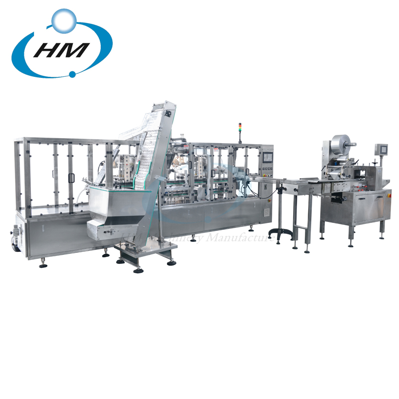 Lavazza Filling and Sealing Production Line