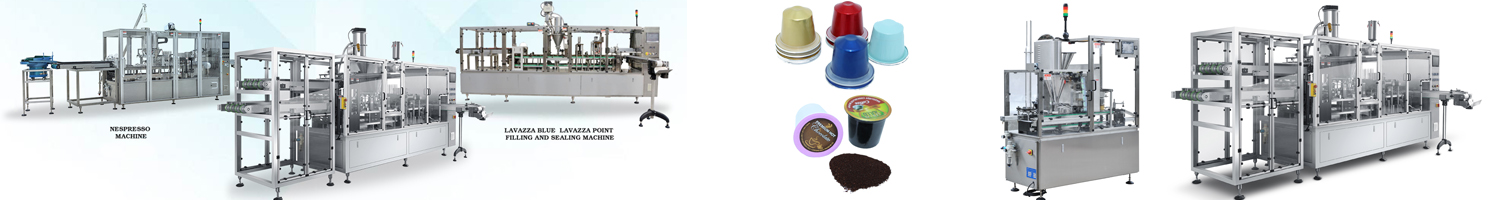 Coffee Pod Packing Machine